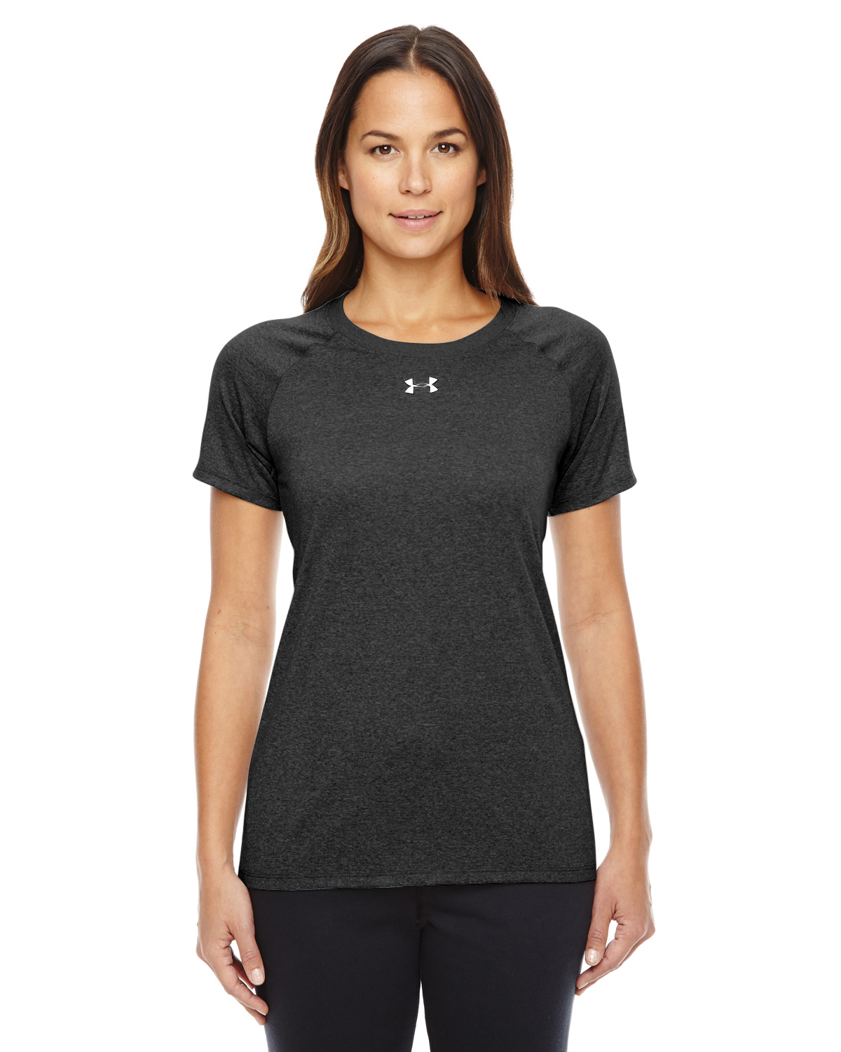 LADIES UA LOCKER T-SHIRT