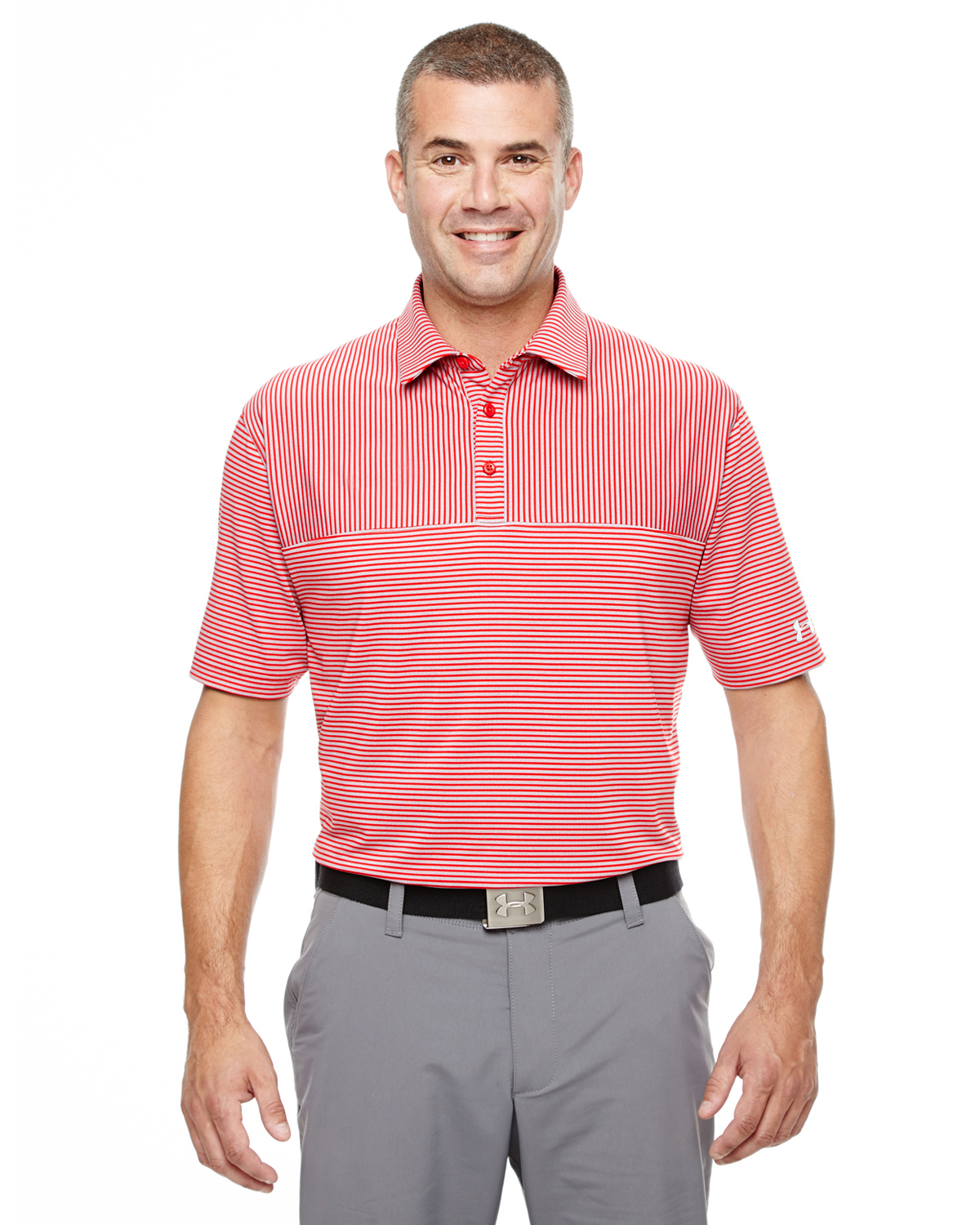 MENS UA CLUBHOUSE POLO