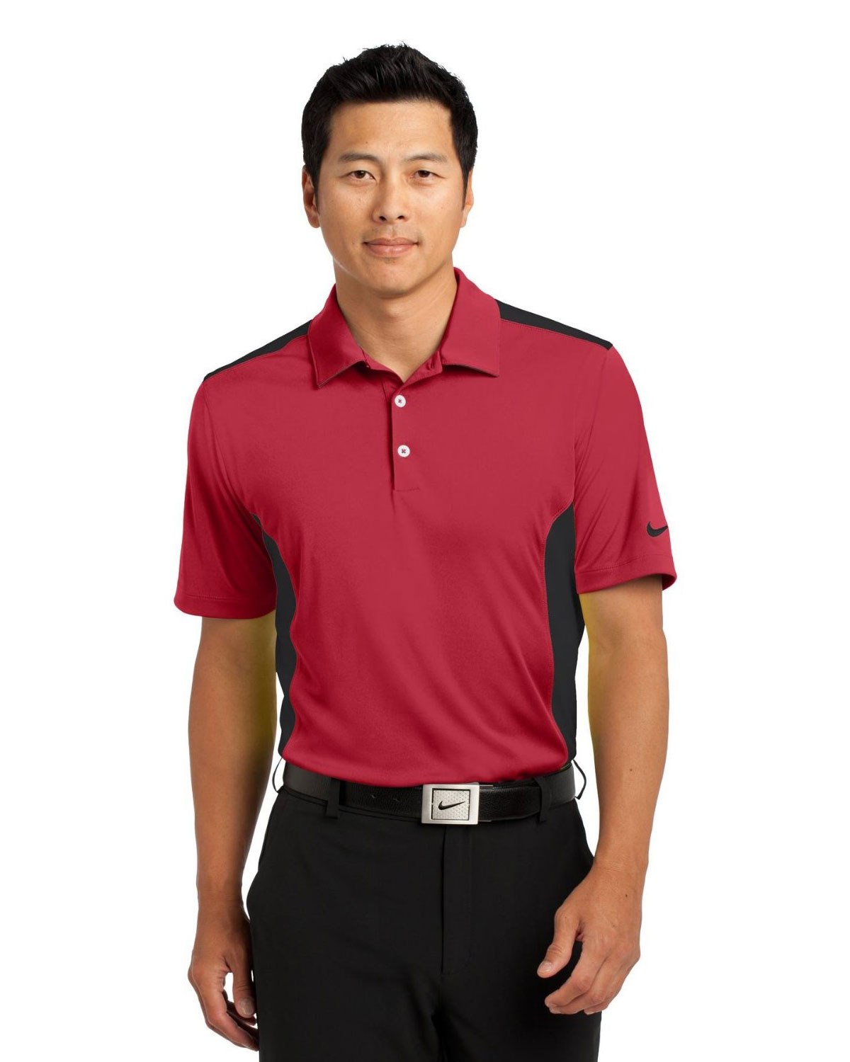 DRI-FIT ENGINEERED MESH POLO